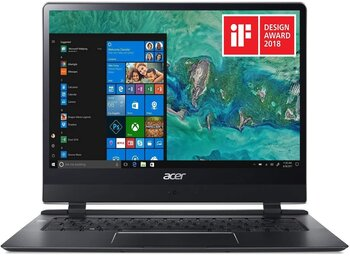 Acer Swift 7 SF714-51T-M9H0 Ultra-Thin 8.98mm
